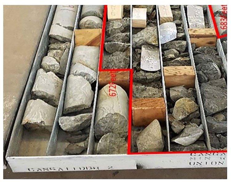 Cobalt mineralisation